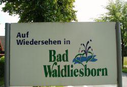 Eindrücke von der Umgebung, Der Kurort Lippstadt - Bad Waldliesborn